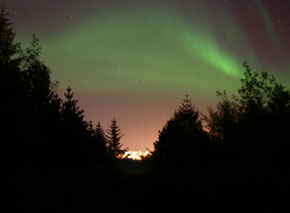Northern Light Viewing